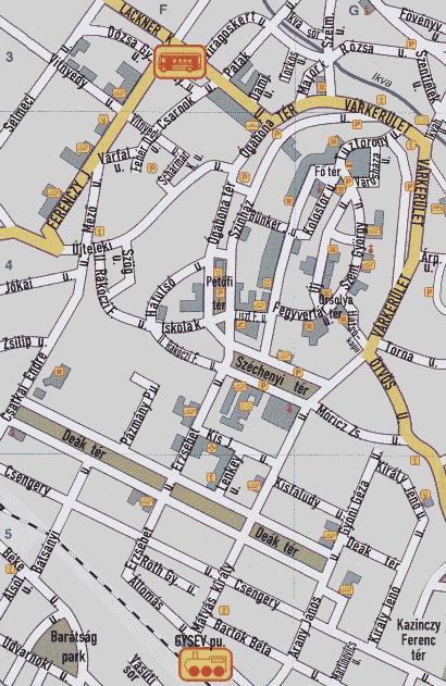 sopron térkép pdf Osztrák magyar fenntartható közlekedésfejlesztés: mobilitási